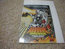 War Machine Ashcan Edition (1994 Series) #1 Marvel Comics Book Rare! Nm