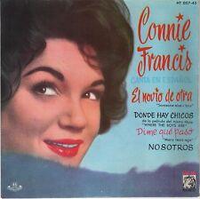 """Rock Vinyl-Schallplatten (1960er) aus Spanien mit Single 7"""" - Plattengröße"""