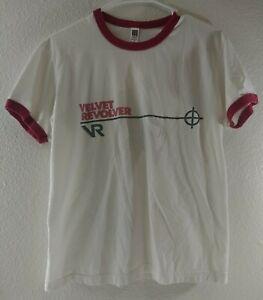 Vintage Velvet Revolver Tshirt Medium