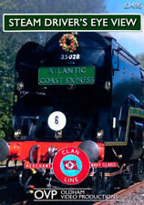 Steam Driver's Eye View - Atlantic Coast Express  *DVD
