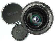 Nikon 28-45mm f4.5 Non Ai  #180979