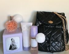Ari by Ariana Grande Lot Perfume Lotion Hair Mist  Limited Edition Backpack