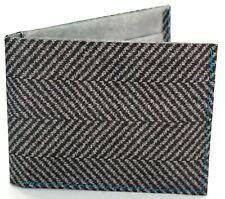 Dynomighty Tyvek Billfold Premium Wallet  - Tweed - Recyclable Novelty