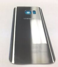 OEM Samsung Galaxy S7 G 930 Back cover  Glass Battery Rear  w/Adhesive  Silver