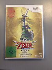 The Legend of Zelda: Skyward Sword -- Special Edition (Nintendo Wii, 2011)