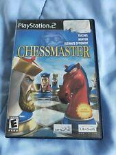 Sony PlayStation 2 Chessmaster Game