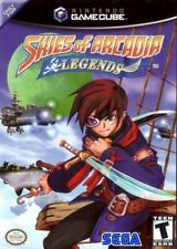 SKIES OF ARCADIA LEGENDS Gamecube Version NTSC-US (USA) Comme neuf et complet