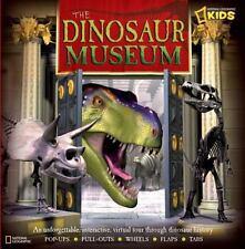 The Dinosaur Museum: An Unforgettable, Interactive Virtual Tour Through Dinosaur