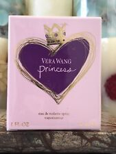 Vera Wang Princess Eau De Toilette Spray NIB 30 ml / 1 oz MFG SEALED