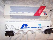 "Weaver 3 Rail O Scale Raocor Resins & IKC  Tank Car 15"" Long New In Box"