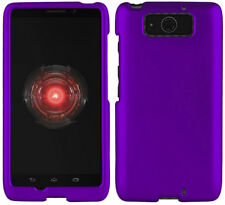 Rubberized Hard Case Cover Protector 2 Piece For Motorola Droid MAXX / ULTRA