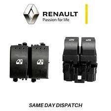 RENAULT CLIO/ ESPACE/ MEGANE MK2 [1998-2014] WINDOW SWITCH