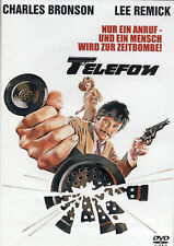 TELEFON (1977) - Uncut..DVD..Charles Bronson, Donald Pleasence, Lee Remick..