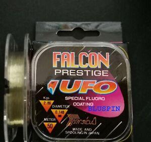 FALCON PRESTIGE UFO SPECIAL FLUORO COATING 50m - 2.860Kgs - 0.148mm JAPAN