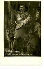 Prince of Wales-Baby Presented to Nation Artwork-RPPC-Vintage Photo Postcard