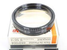 HOYA hama Tricklinse 3x Parallel vergütet für Hasselblad B50 H Aroma 1 Vertical