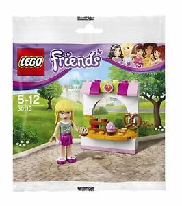 LEGO FRIENDS 30113 Stephanie's Bakery Stand - Jeu De Construction - NEUF