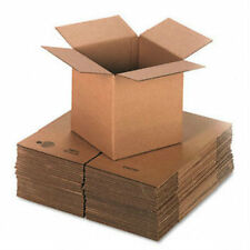 """100 6x6x2 Cardboard Shipping Boxes - 6 x 6 x 2"""" Corrugated Boxes"""
