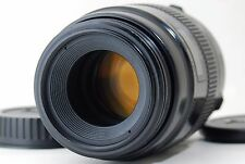 Canon MACRO LENS EF 100mm F2.8 From Japan