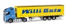 Volvo FH GL Lowliner Gardinenplanen-Sattelzug Willi Betz