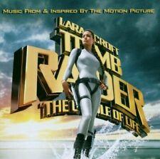 Tomb Raider-The Cradle of Life-Lara Croft (2003) + CD + Alexandra Slate, Crys...