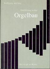 Einführung in den Orgelbau von Adelung, Wolfgang | Buch | Zustand gut