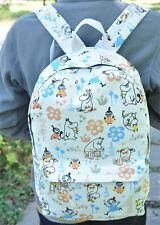 "MOOMIN hippo 15"" backpack shoulder bag laptop bags  Big AZ20 NEW"