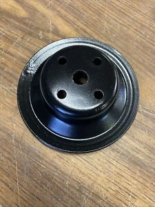 OEM Mopar Dodge Plymouth Water Pump Pulley 6 1/8 X 2 Cuda Runner Charger Duster