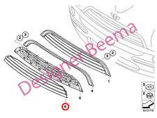 MINI R50 R52 R53 Chrome Bonnet Grille 2004> (JS)