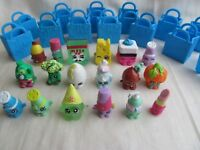 Authentic Shopkins Season 1 Bundle-18 Incl. Lippy Lips,Snow Crush,Googy,Pa Pizza