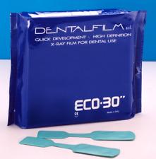 Ergonom-X Similar Dental x ray film Eco-30 Self Developing X-ray Films 50 pcs