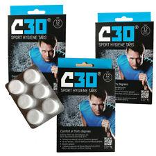 C30 Sport Hygiene Team Sport Detergent 36 tabs (3 Packs)