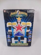 POWER RANGERS ZEO DELUXE SUPER ZEO MEGAZORD FIGURE W/ORIGINAL BOX BANDAI 1995