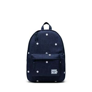 Herschel Supply Company Classic Mid Volume Polkadot Crosshatch PeaCoat Backpack