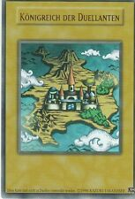 YU-GI-OH Königreich der Duellanten Ultra Rare Token Spielmarke Spielfeld