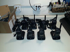 8 Motorola Xpr3500 Uhf Digital/Analog 4 Watt Portable Radios