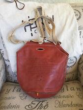 Henry Beguelin/Henry Cuir Barneys NY RARE custom Chantarelle poem bag
