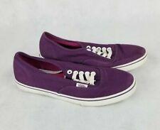Purple Vans Shoes Sneakers Mens size 5 Womens size 6.5