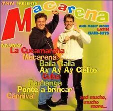 Various Artists : Macarena Party CD