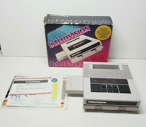 INTELLIVISION SYSTEM CHANGER COMPLETE IN THE BOX