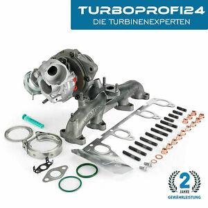 Turbolader Audi VW Skoda Seat 2.0 TDI 103 KW 140 PS 765261 BMM BMP BVD
