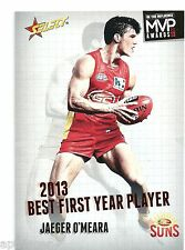 2013 AFLPA MVP's Best First Year Player JAEGER O'MEARA Hawthorn