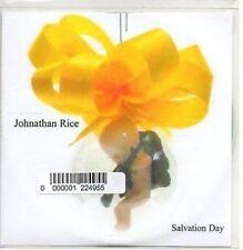(AA421) Johnathan Rice, Salvation Day - DJ CD