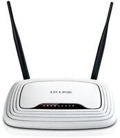 TP-Link TL-WR841N 300Mbps Wireless N Router 1 x WAN 4 x LAN 2.4GHz 802.11bgn