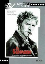 El Gatopardo. Gran Cine Clásico. DVD