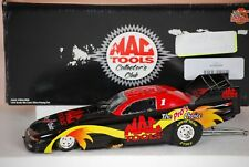 1999 - Racing Champions - Mac Tools #1 - Funny Car- Numbered - 1:24 Scale New