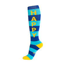 Gumball Poodle Knee High Socks - Happy - Unisex