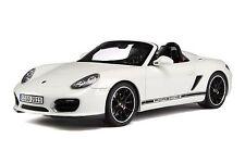 1:18 GT Spirit GT017 Porsche 987 Boxster Spyder. White