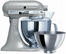 NEW KitchenAid KSM160 Artisan Stand Mixer Contour Silver 5KSM160SACU - 93499