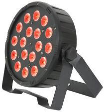 QTX LED PAR ad alta potenza 56 18 x RGB Lampade Illuminazione può da discoteca dj palco DMX